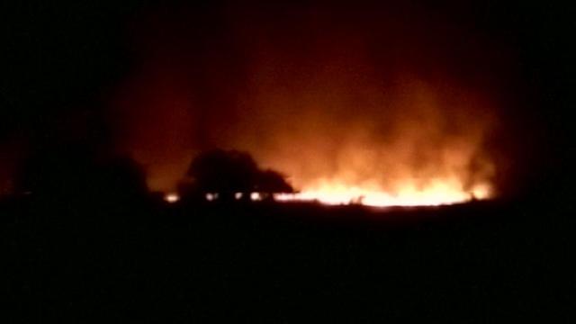 Zeker zeventien doden door explosies munitiedepot India