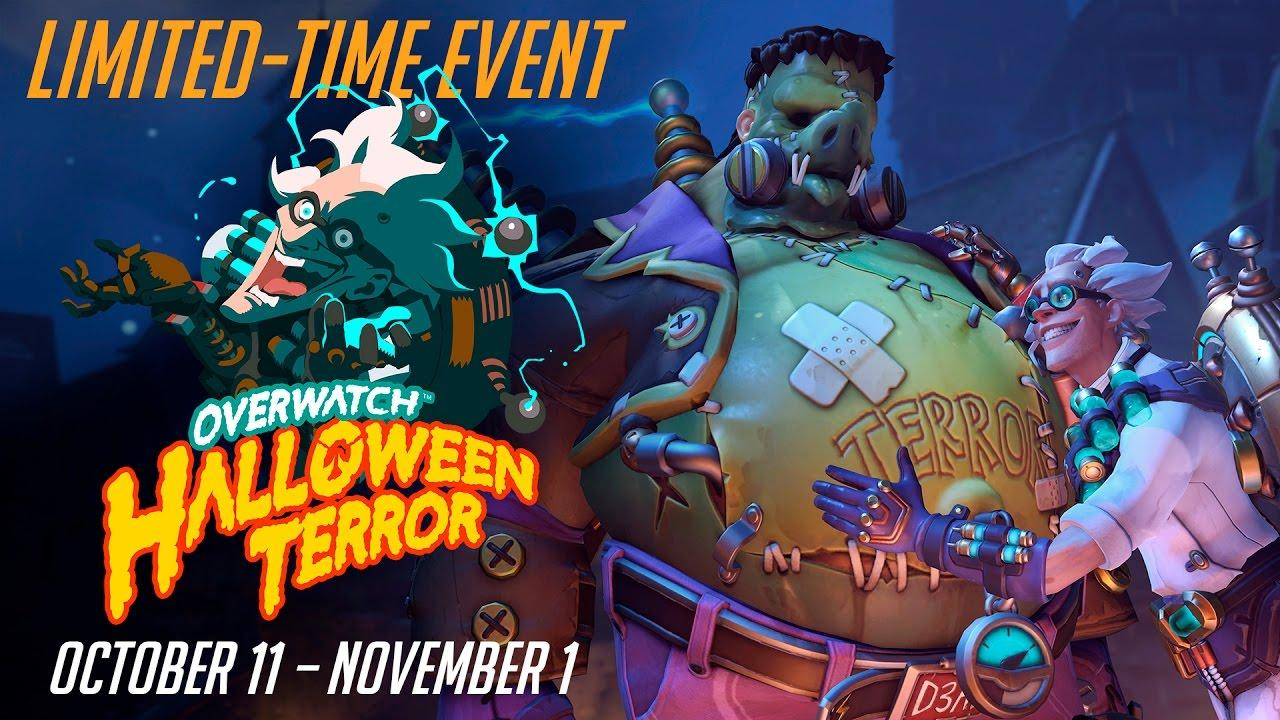 Trailer: Overwatch Halloween Terror