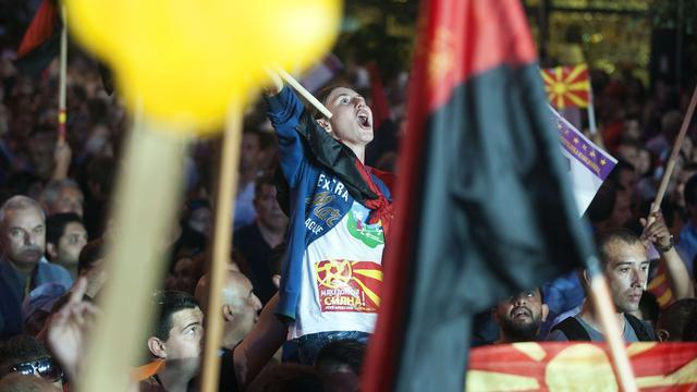 Macedonië bereid om na te denken over naamsverandering