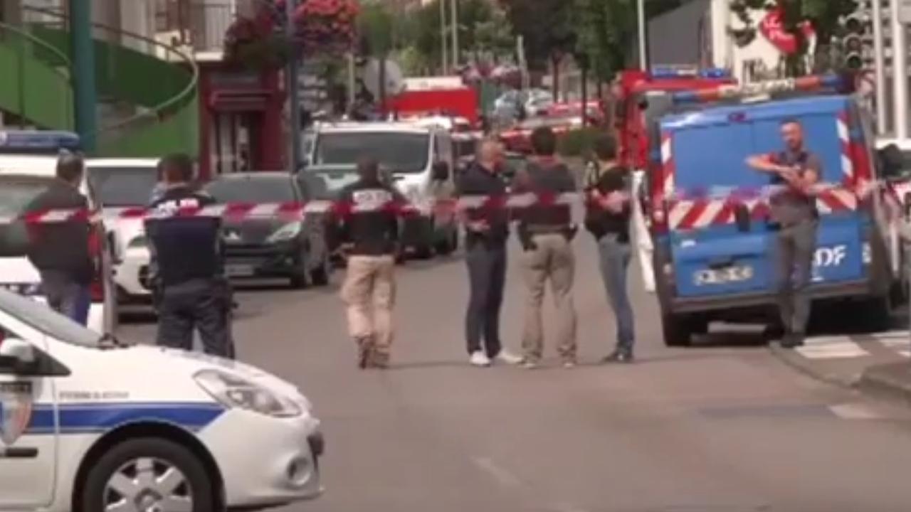 Politie doodt twee mannen bij gijzeling in Frankrijk