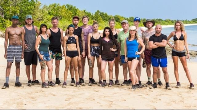 Deelnemers Expeditie Robinson