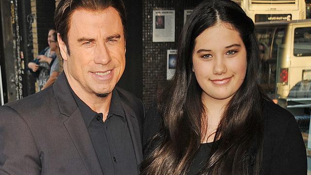 John Travolta bemoeit zich niet met liefdesleven van dochter
