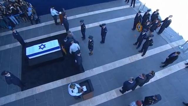 Israël neemt afscheid van Shimon Peres