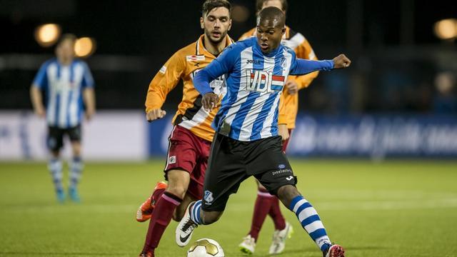 Bekijk de samenvatting van FC Eindhoven-Achilles'29