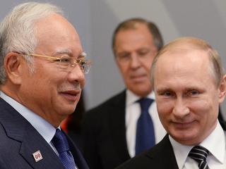 Premier Najib Razak spreekt over positieve stap richting gerechtigheid