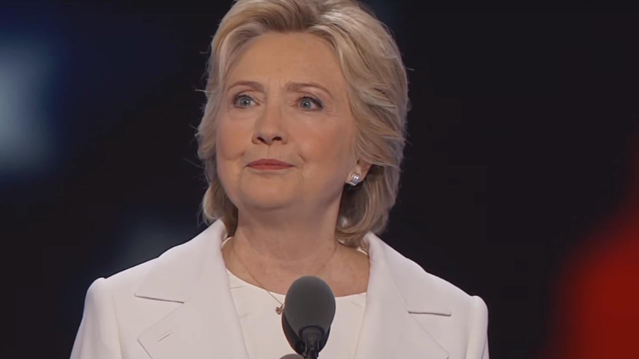 Clinton accepteert officieel nominatie als presidentskandidaat