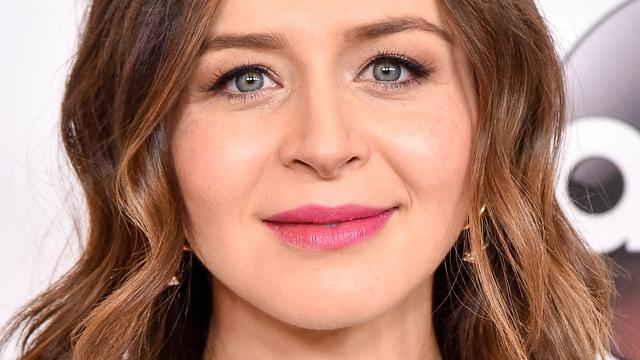 Grey's Anatomy-actrice Caterina Scorsone in verwachting