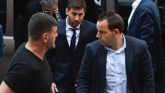 Messi zegt zelf niets te hebben geweten van belastingfraude