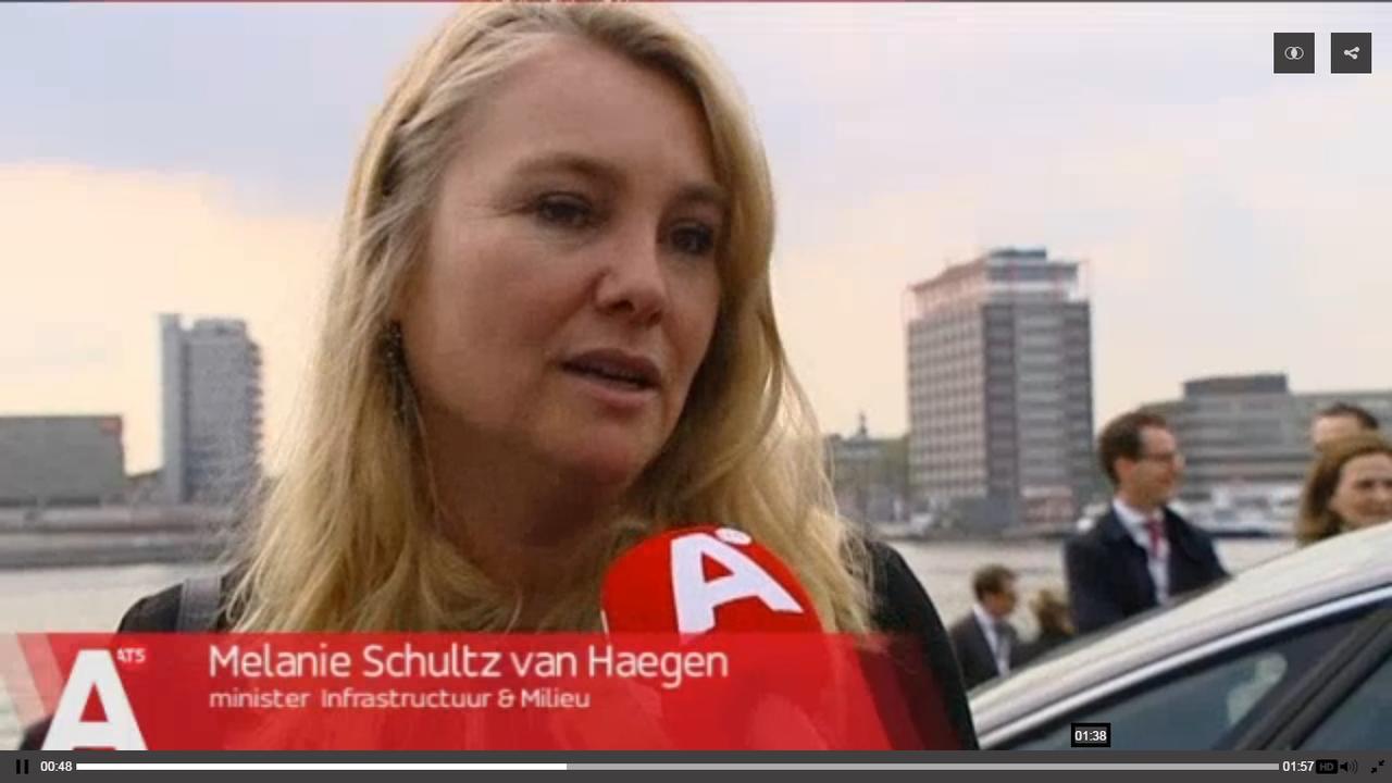 'In 2019 al zelfrijdende auto's in Amsterdam'