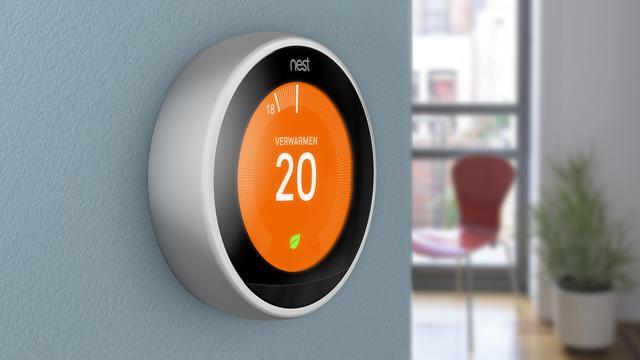 Nest voegt nieuwe weergaveopties toe aan thermostaat