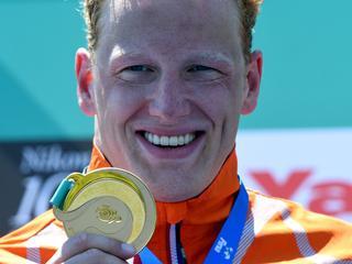 Olympisch kampioen maakt erelijst compleet in Hongarije