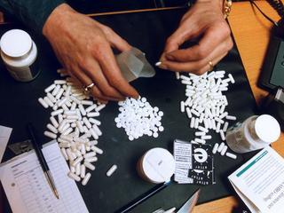 Drugsvondst is aanleiding voor de sluiting