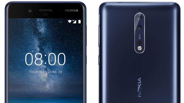 Afbeelding van krachtigere Nokia 8 opgedoken