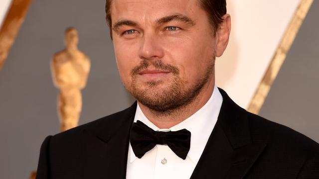 Leonardo DiCaprio is weer vrijgezel