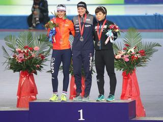 Sven Kramer wint in China zowel 1500 als 5000 meter