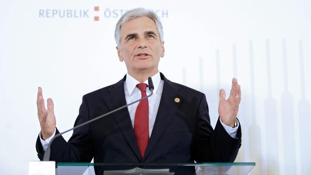 'Baas Oostenrijkse spoorwegen wordt nieuwe bondskanselier'