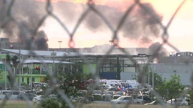 Brand in Mexicaanse gevangenis na opstand waar vier doden vielen