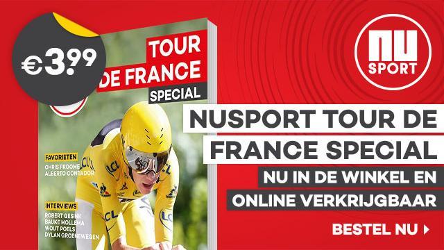 NUsport Tour de France special