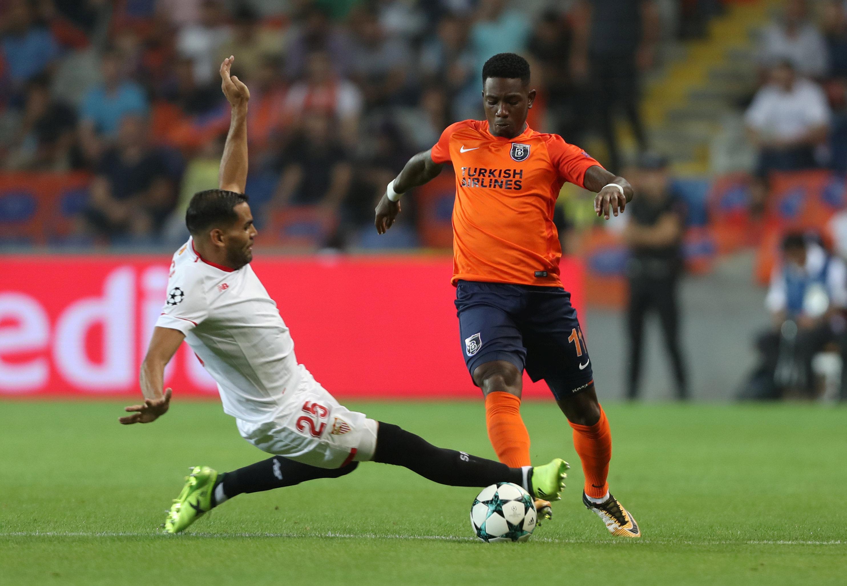 Scorende Elia trots op Basaksehir ondanks nederlaag tegen Sevilla