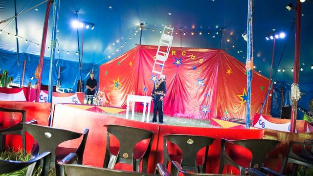 Circus Bossle kent geen geluk in gemeente Rucphen