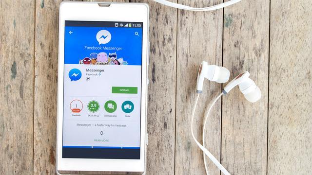 Facebook test onderwerpsuggesties in Messenger