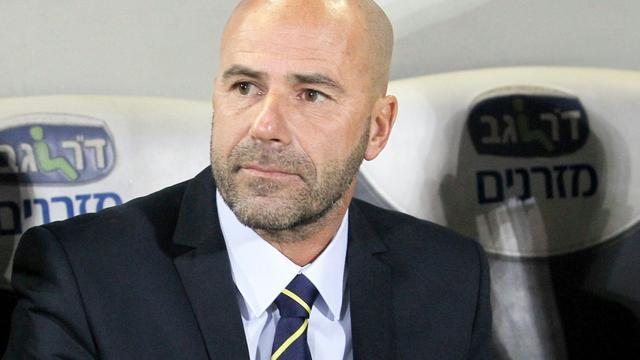 Bosz grijpt ook naast Israëlische beker met Maccabi Tel Aviv