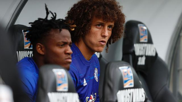 David Luiz maakt tegen Liverpool rentree bij Chelsea