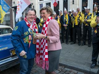 Jubileum Stichting Oudenbosch Karnaval