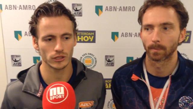 Koolhof en Middelkoop balen van gemiste kansen in finale ABN Amro-toernooi