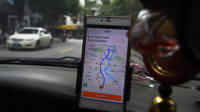Apple-leverancier Foxconn investeert in Chinese taxidienst Didi Chuxing
