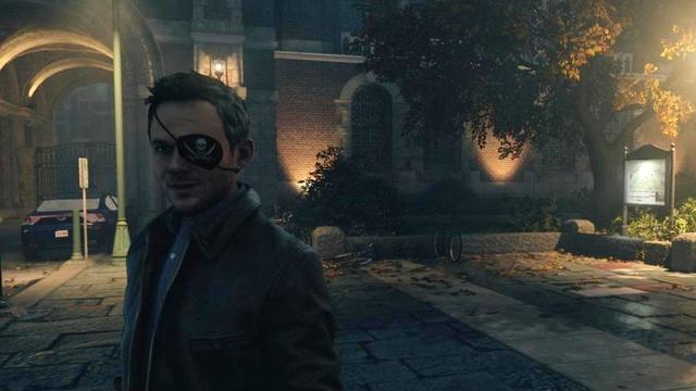 Illegale spelers van Quantum Break krijgen in-game ooglapje