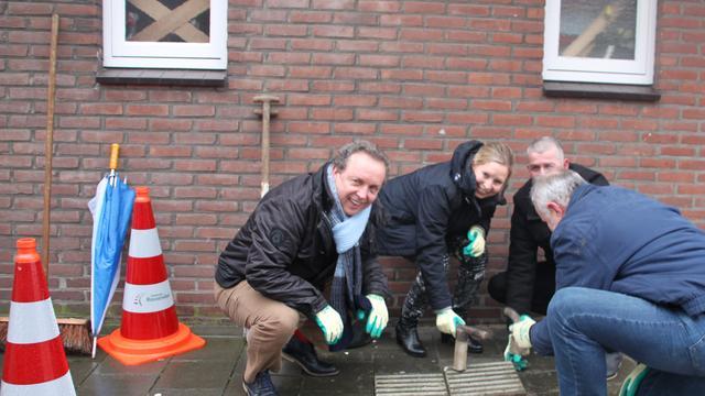 Bushaltes Roosendaal worden veiliger voor gehandicapten