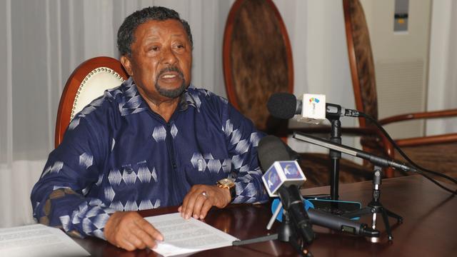 Verliezer verkiezingen Gabon eist hertelling stemmen
