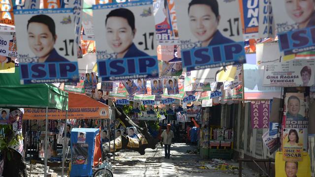 Filipijnen kiezen nieuwe president