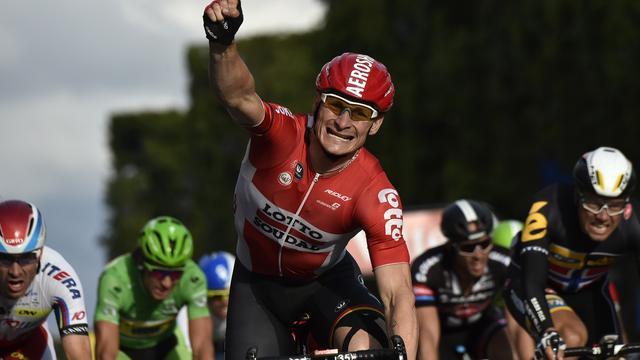 Greipel rijdt komend seizoen Giro, Tour en WK