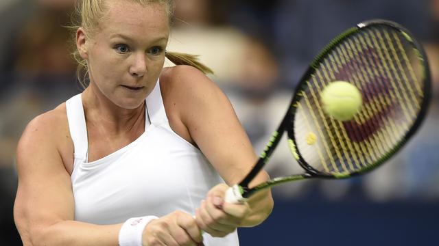 Bertens onderuit tegen Babos in eerste ronde WTA-toernooi Rome