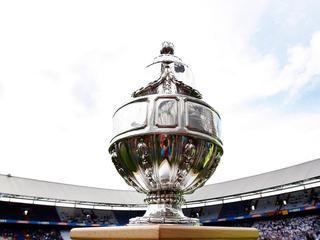 Ajax wacht uitduel met tweededivisionist Kozakken Boys