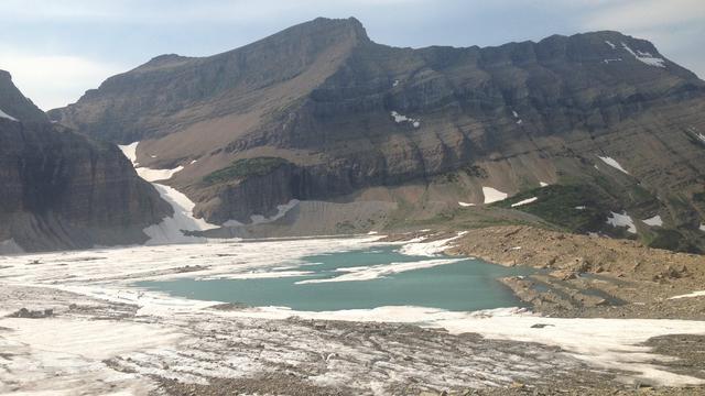 'Amerikaanse gletsjers zullen voor 2050 zijn verdwenen'