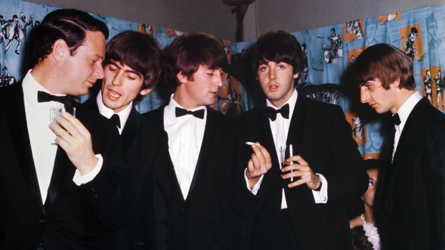 'The Beatles vanaf kerstavond te streamen'
