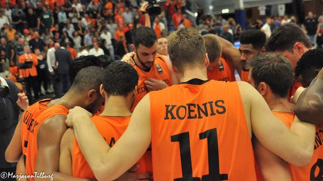 Geen EK voor de Orange Lions