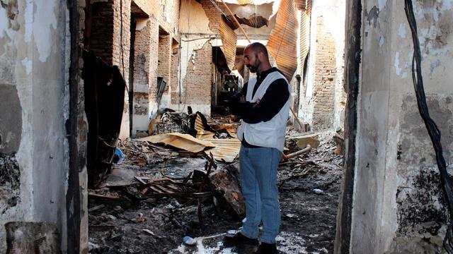 Artsen zonder Grenzen laakt straf VS voor bommen op kliniek Kunduz