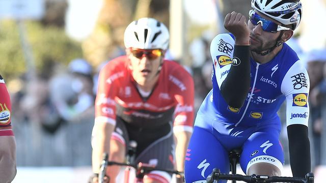 Gaviria troeft Sagan af in voorlaatste etappe Tirreno-Adriatico