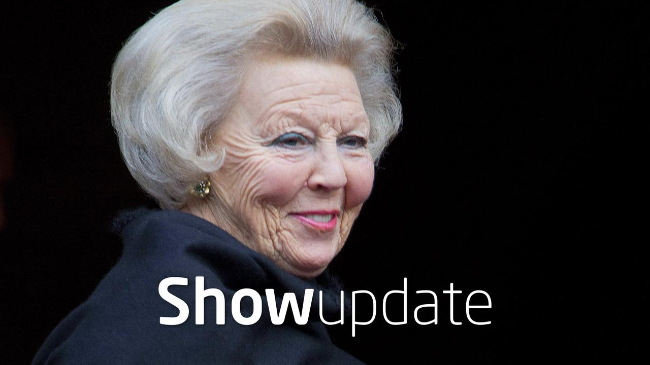Show Update: Brokkenpiloot hek Beatrix bekend