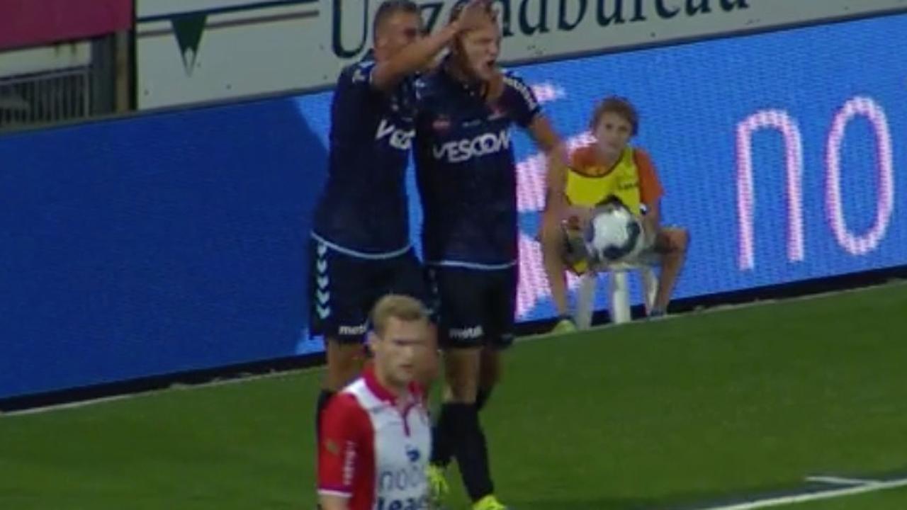 Samenvatting FC Emmen - Helmond Sport