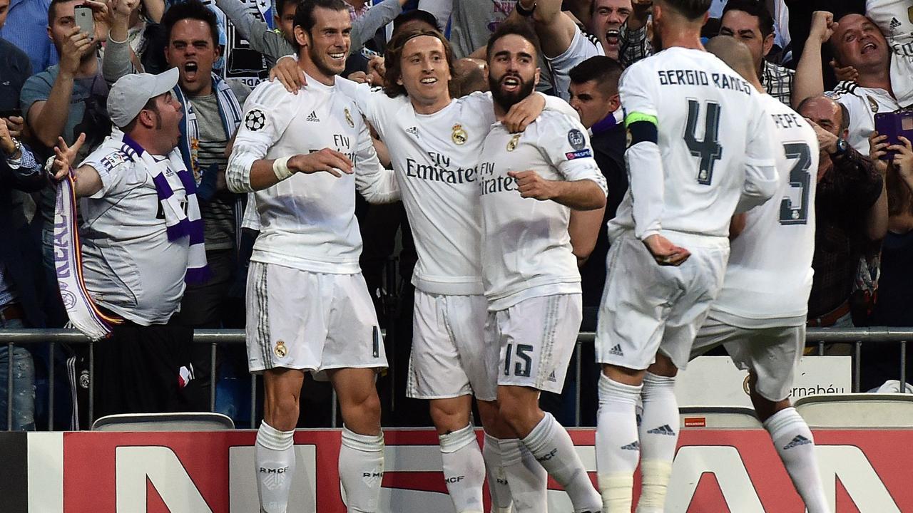 De weg van Real Madrid naar de finale