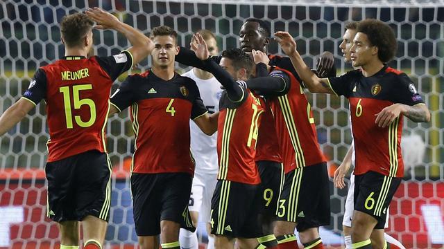 'Heb nog nooit tegen zo'n goede ploeg als België gespeeld'