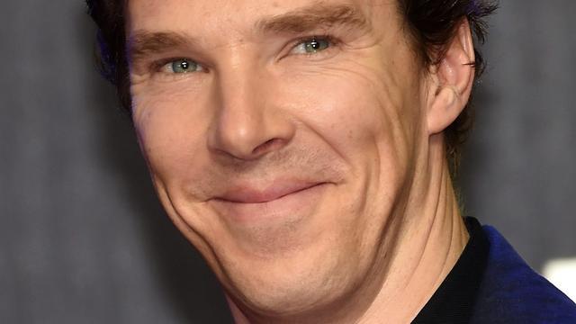 Eerste beelden Benedict Cumberbatch als Doctor Strange te zien
