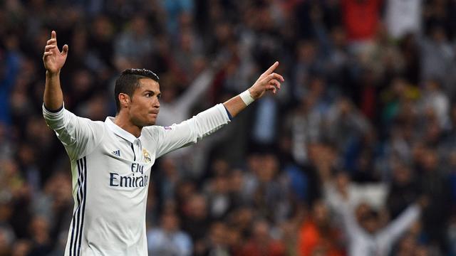 Real Madrid begint met moeizame zege op Sporting aan Champions League