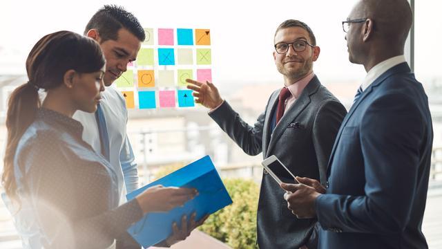 'Bedrijven moeten voor innovatie meer samenwerken'