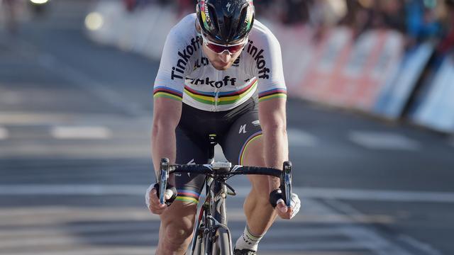 Sagan stelt dat renners zelf ook zorgen voor onveilige situaties